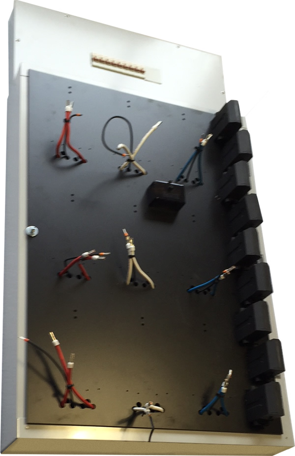 1-6 electrical swithboard panel